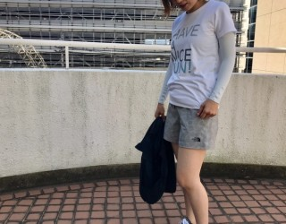 THE NORTH FACE+ 松山 【RUNNING STYLE】