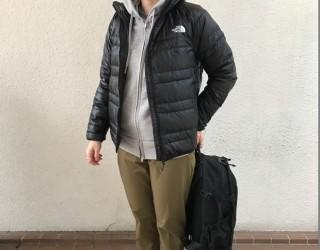 THE NORTH FACE+松山 オススメスタッフスタイルのご紹介