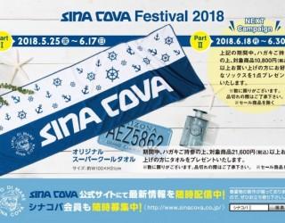 SINA COVA Festival 2018